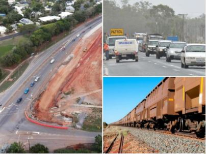 Regions big winners in $1.6b road-rail spending spree