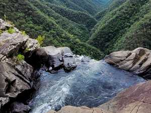 Woman fell 50m to death during family hiking trip