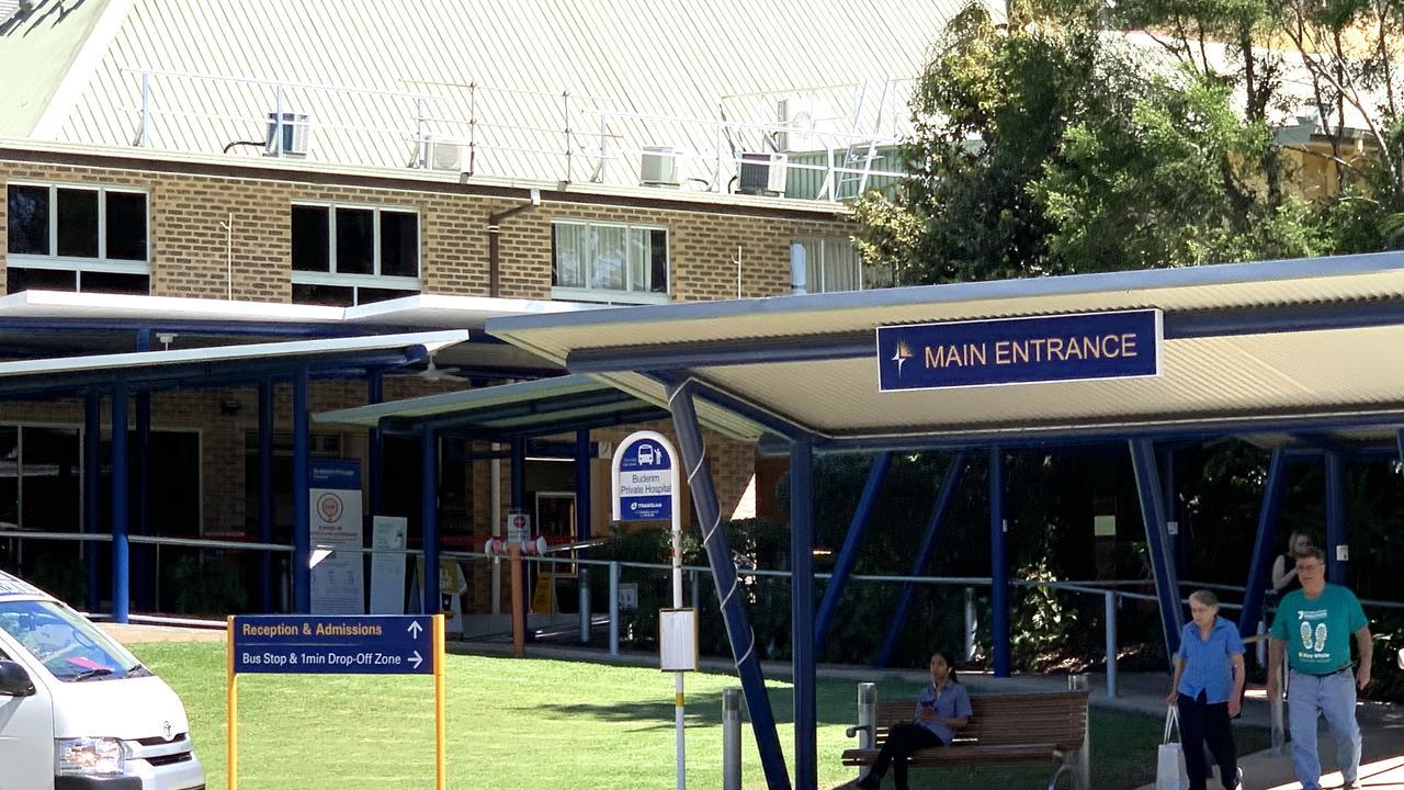 Sunshine Coast Buderim Private Hospital.
