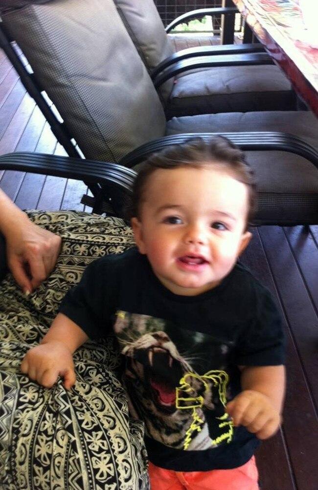 Little Hemi Goodwin-Burke was killed by his babysitter.