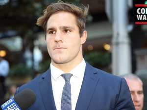 Jack de Belin found not guilty on one sexual assault charge