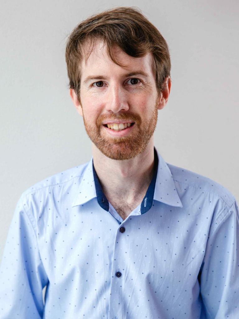 Dr Jake O'Brien UQ's Queensland Alliance for Environmental Health Sciences.