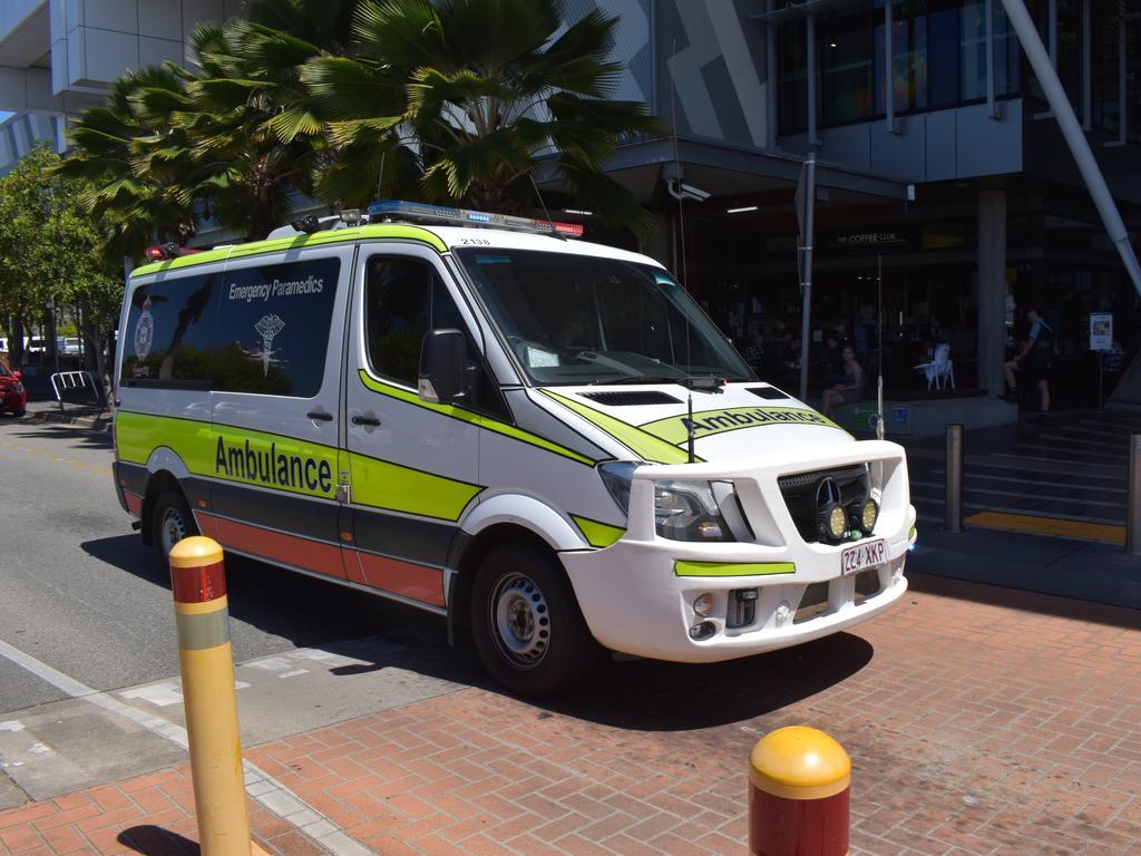 QAS. Queensland Ambulance Service paramedic generic. Picture: Zizi Averill