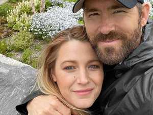 Ryan trolls wife with 'airport sex' claim