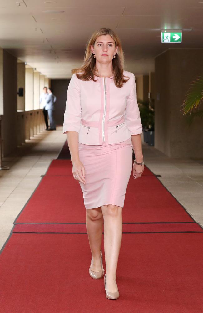 Attorney-General Shannon Fentiman. Picture: Tara Croser.