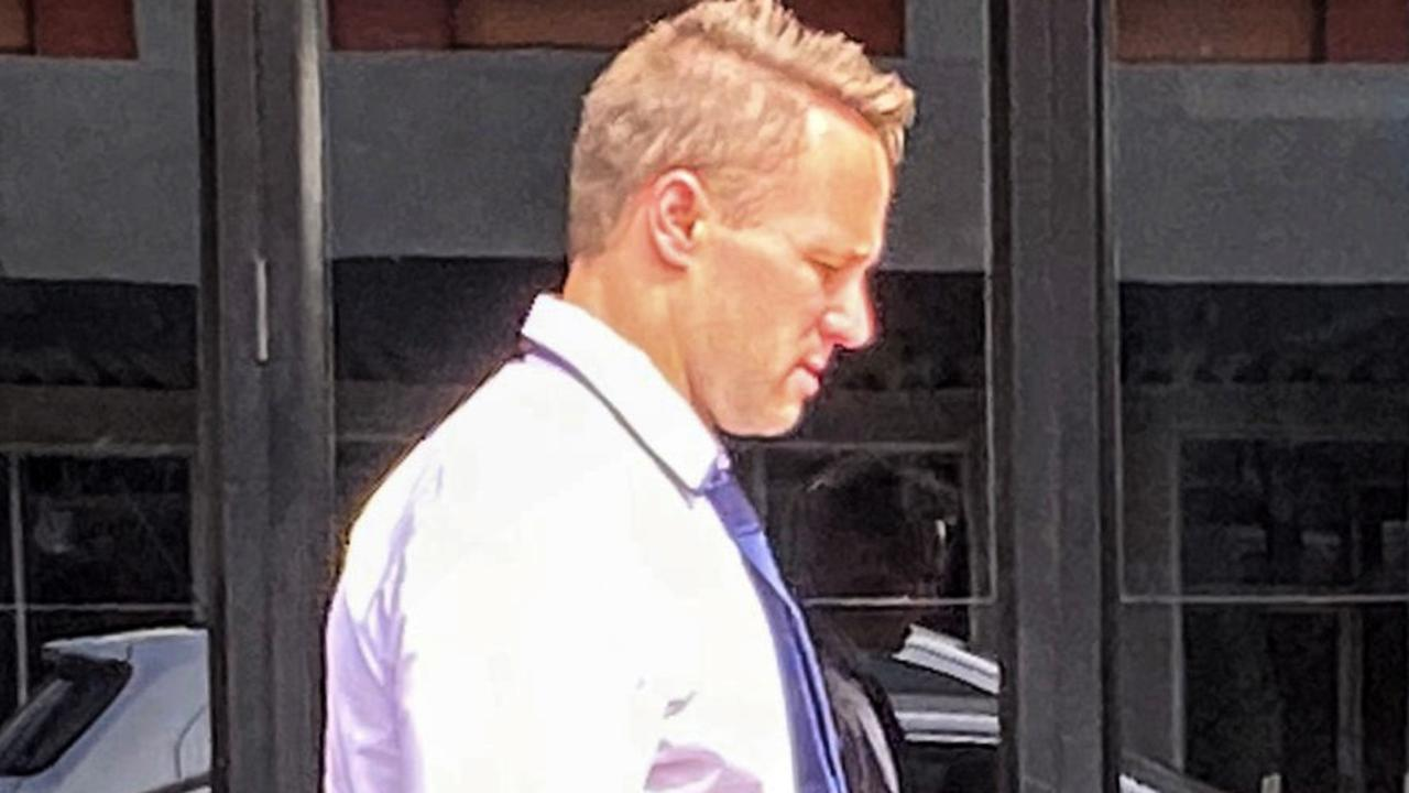 James Owen Forbes faced the Mackay District Court on Monday, May 10, charged with rape. Picture: Heidi Petith