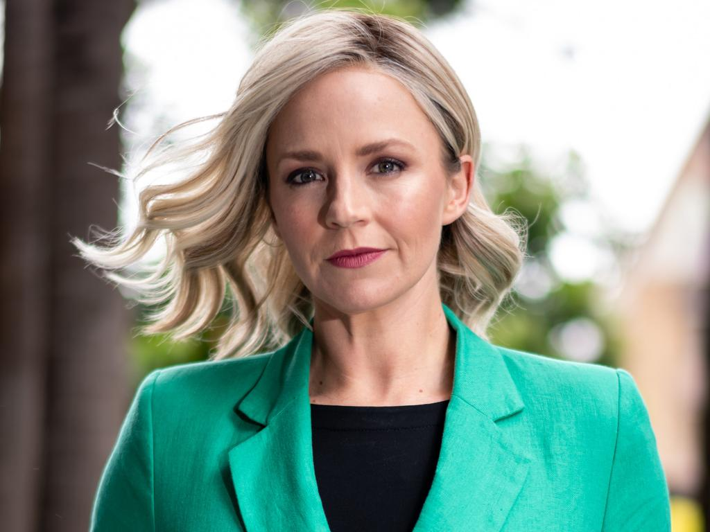"""Workplace expert Amanda Rose says the key to a four-day, full-time work week is saying """"no"""" to irrelevant meetings and requests. Picture: Monique Harmer"""