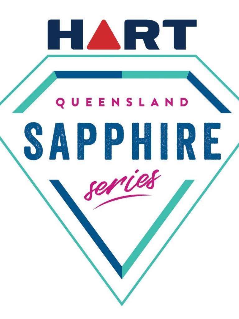 Hart Sapphire Series logo