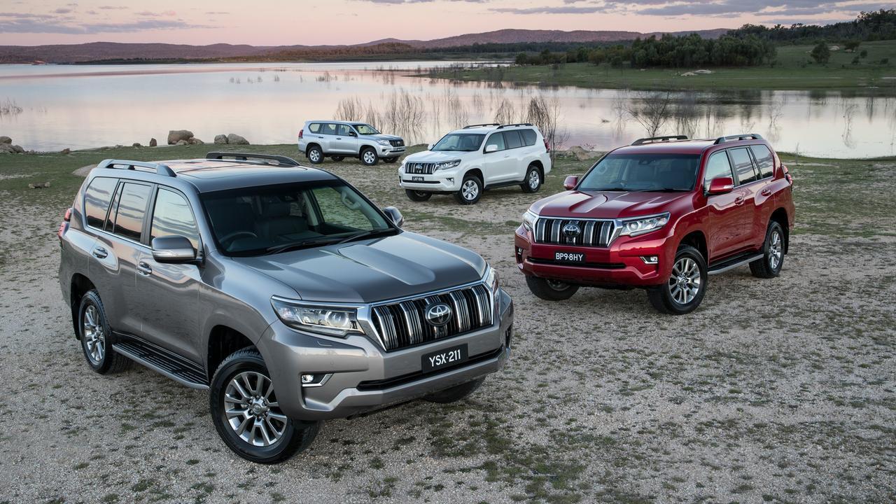 2021 Toyota Prado review: Family favourite still going strong