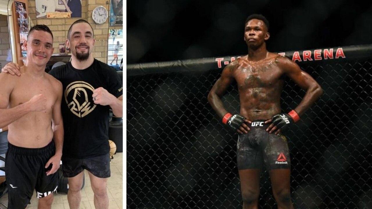 UFC: Robert Whittaker's secret weapon for Israel Adesanya rematch
