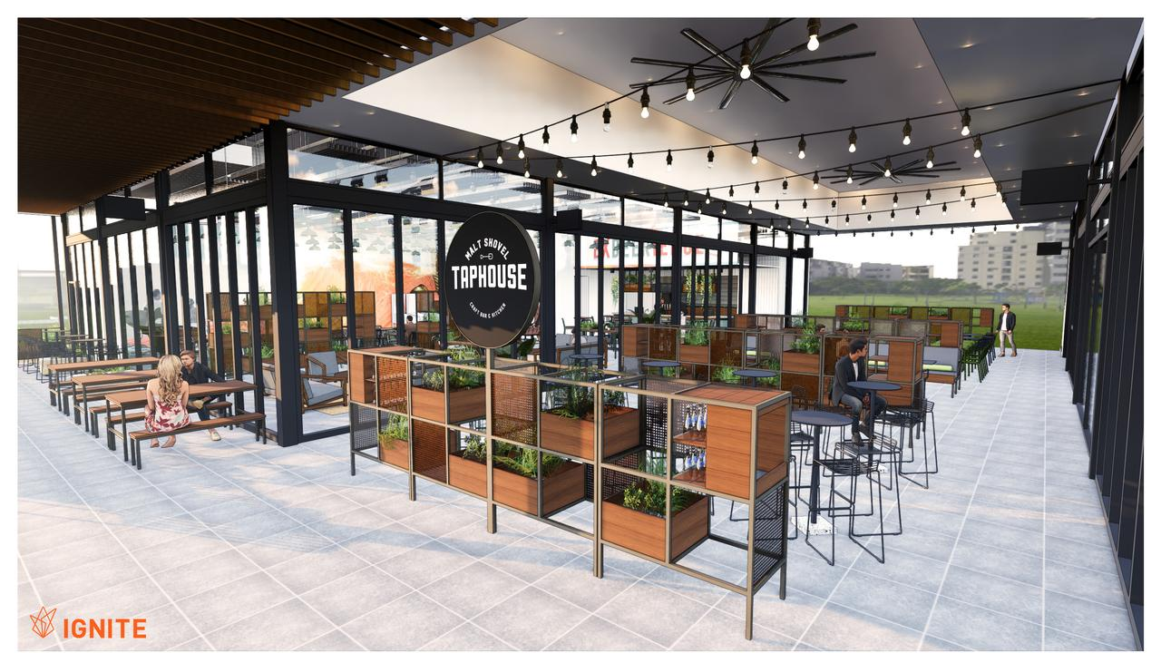 Malt Shovel Taphouse Birtinya will open in September, and is expected to be the growing community's
