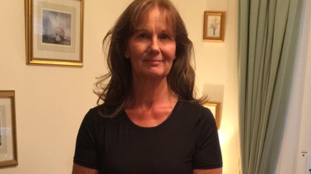 Domestic violence survivor Angie Jordan. Picture: Supplied.