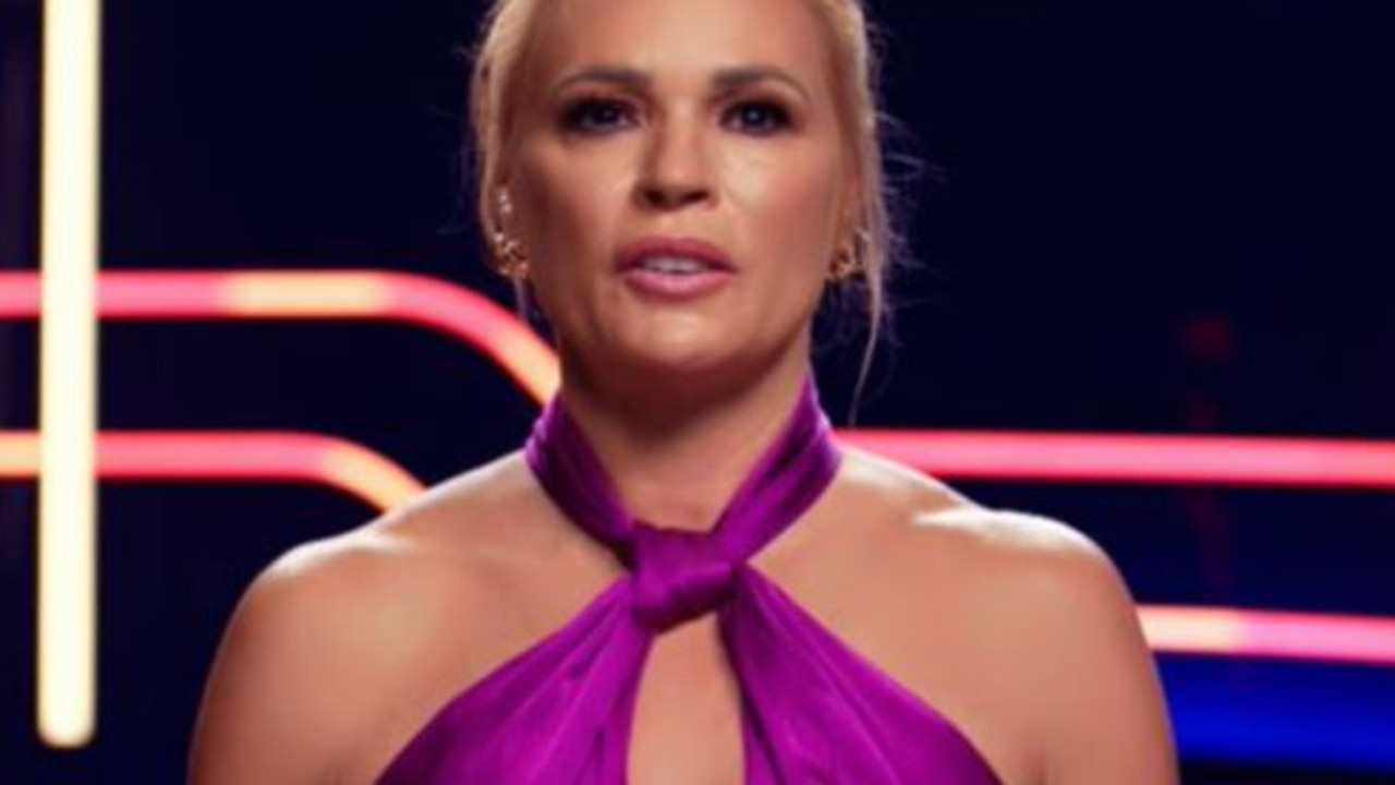 Sonia Kruger Big Brother episode 10. Picture: Channel 7