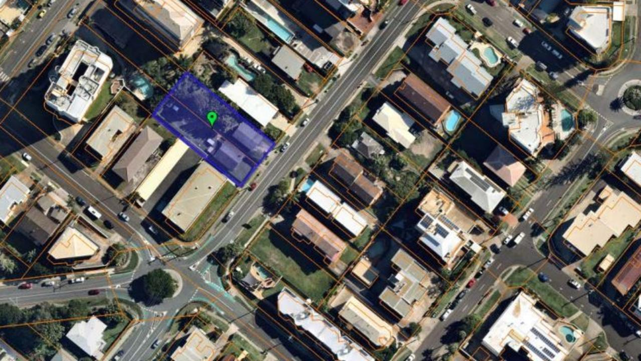 A new unit block has been proposed for Moreton Parade, Kings Beach.