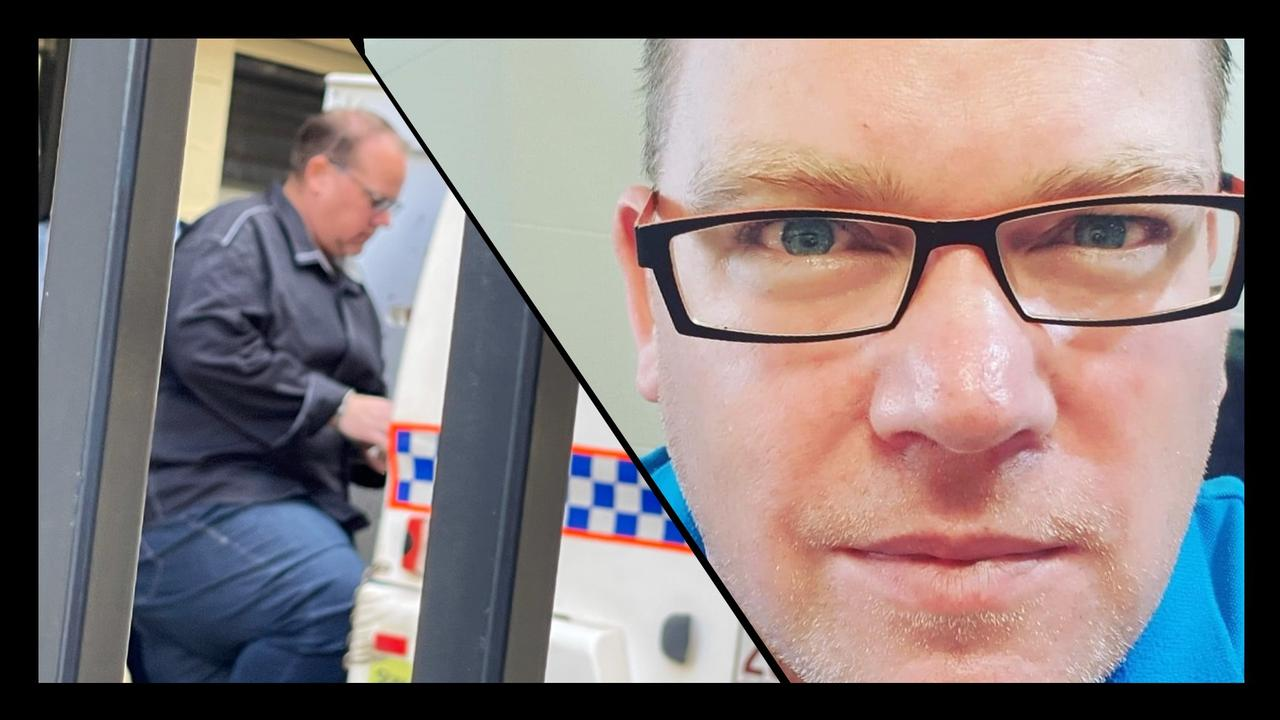 The dark secret life of Tinana's Matthew James Barsby was exposed in Maryborough District Court this week.