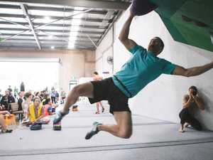 Climbers reach new heights at Queensland Bouldering Titles