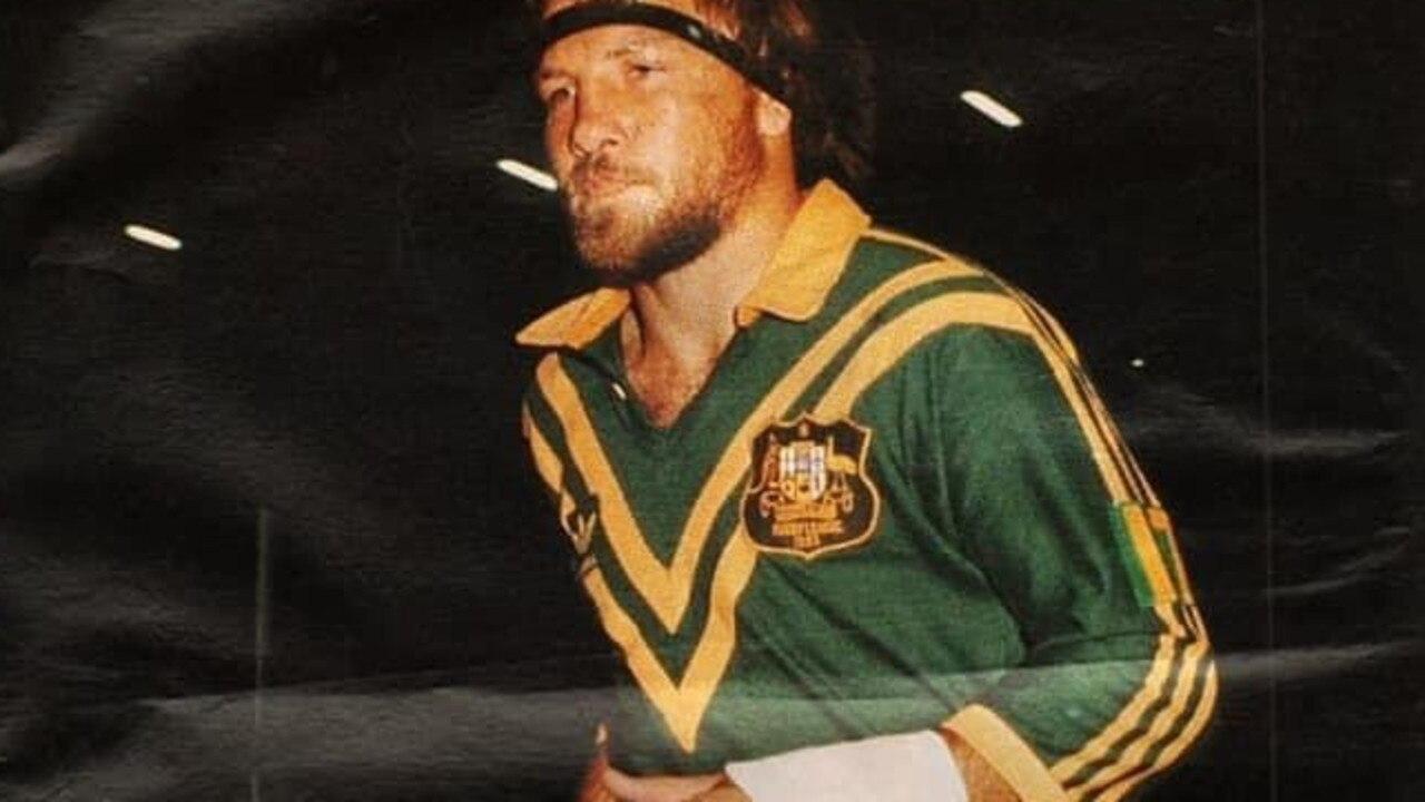 Queensland rugby league great Brad Tessmann