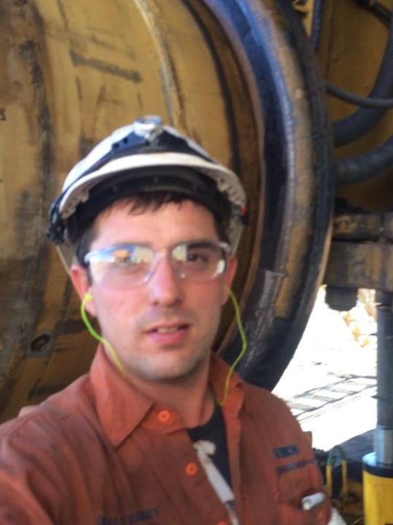 Goondiwindi man Donald Rabbitt was killed at Blackwater's Curragh mine on January 12, 2020.