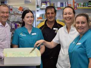 Pharmacy celebrates successful year despite opening in COVID