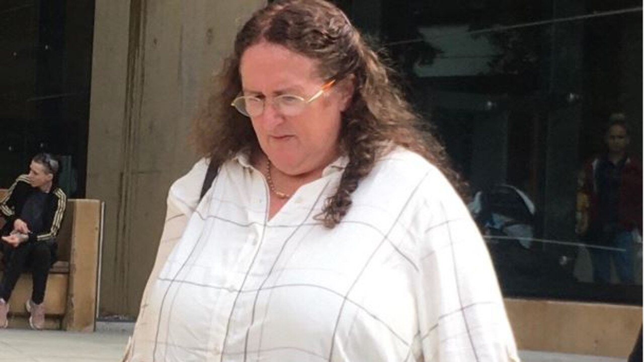 Michelle Leanne Stitt is awaiting sentence after pleading guilty to two counts of failing to provide proper care for an elderly woman.