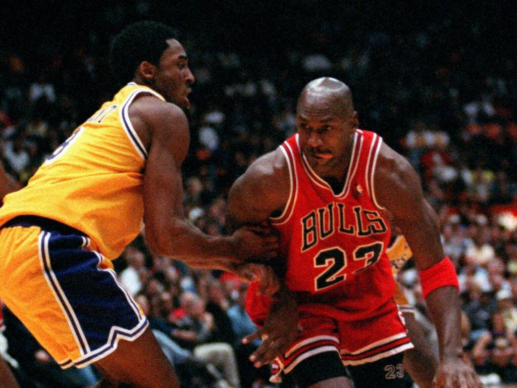Kobe and MJ clashes have become things of legend.