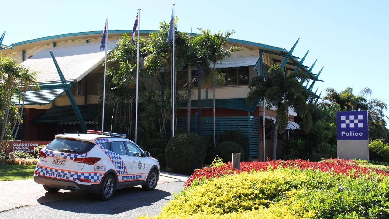 Gladstone Police Station. Picture: Rodney Stevens