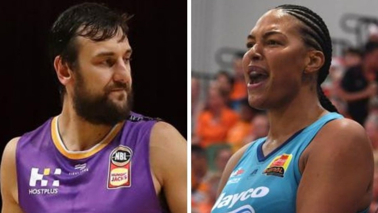 'Poor form': Andrew Bogut calls out Liz Cambage after photo furore