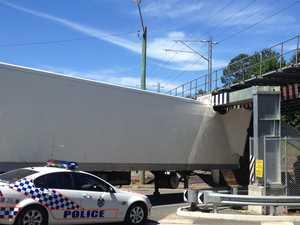New data reveals how many vehicles hit Palmwoods bridge