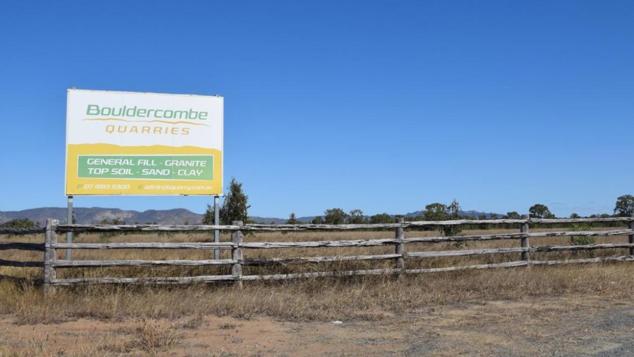 The site for the Rockhampton Motorsport Precinct at 53199 Burnett Highway, Bouldercombe.