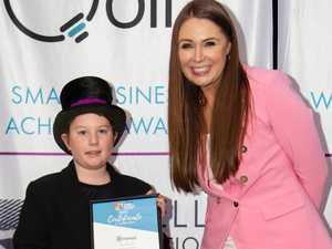 Moranbah boy, 12, recognised at state awards
