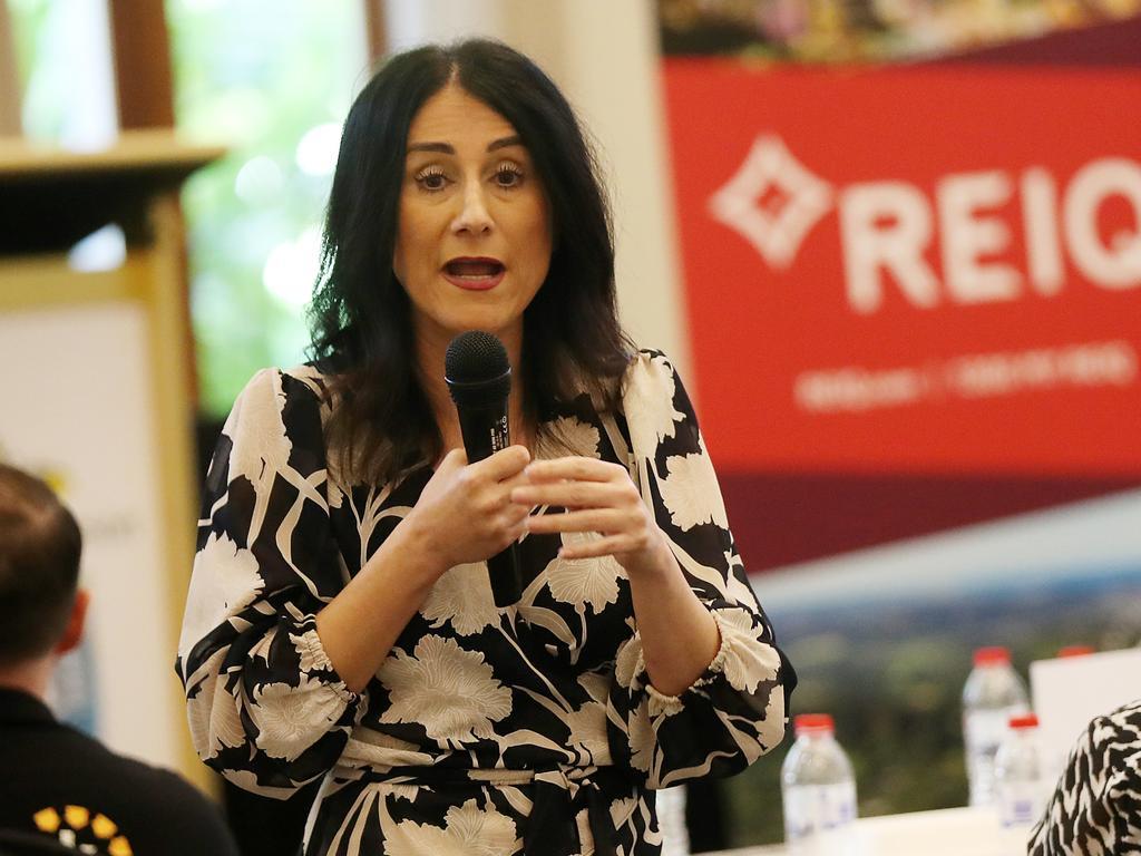 REIQ CEO Antonia Mercorella. Photo: File