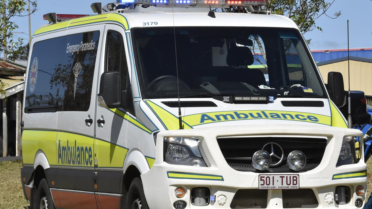 Emergency Services: Ambulance, QAS, Photo Bev Lacey / The Chronicle