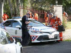 Homicide cops, SES swoop on property after woman's death