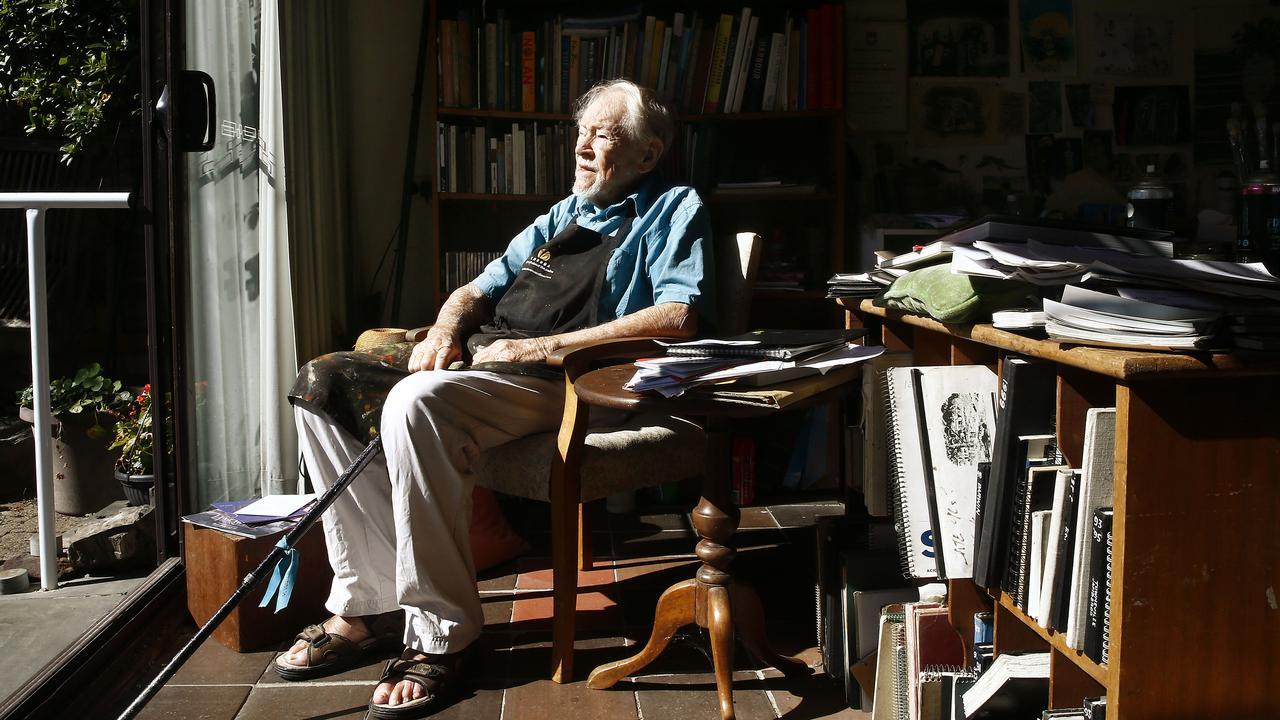 Enjoying the sunshine. Picture: John Appleyard