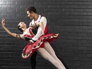 Queensland Ballet brings biggest regional tour to CQ