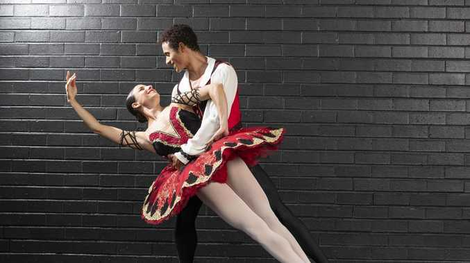 Queensland Ballet brings biggest regional tour to CQ