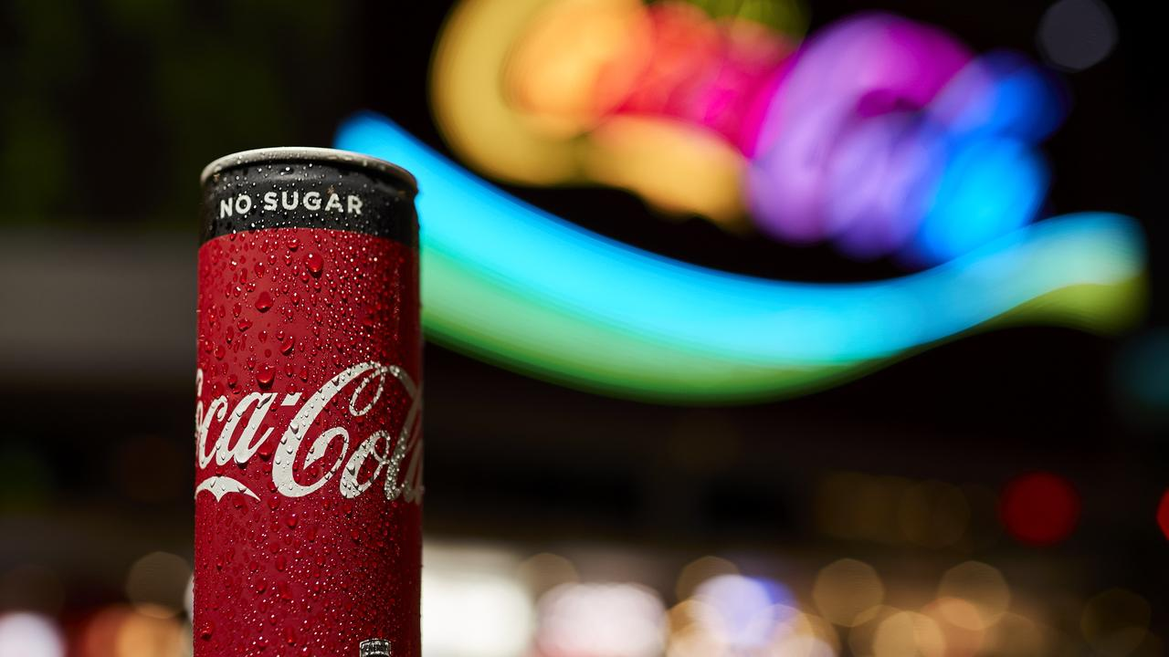 The new head of the conglomerate behind Coca Cola in Australia says it's noticed a very distinctive, COVID-driven pattern in its sales.