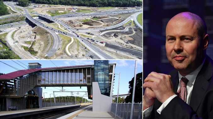 Qld 'held to ransom' over $1.6b roads and rail promise