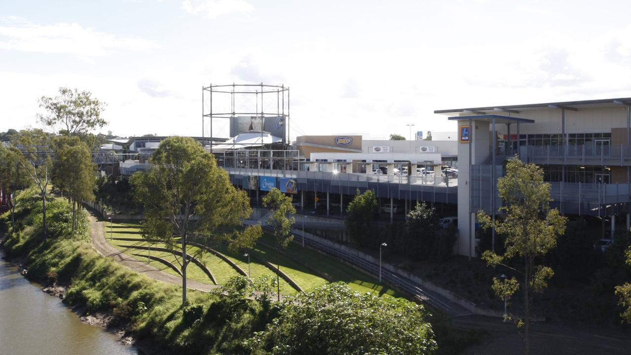 Riverlink Shopping Centre.Photo: Sarah Harvey / The Queensland Times