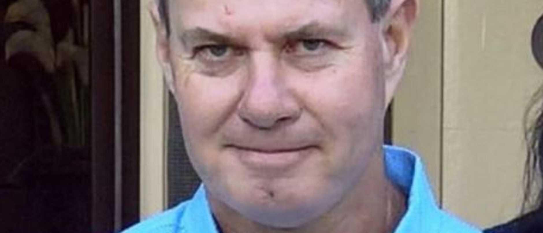 Deceased Birkdale motorcyclist John McKillop, 55. Picture: Facebook