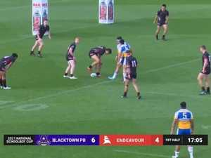 REPLAY: NRL Schoolboy Cup - Patrician Brothers Blacktown v Endeavour Sports