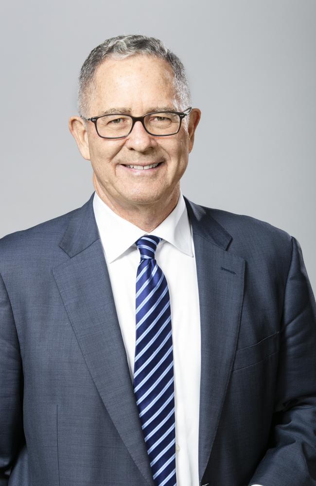 Peter Carne, former Public Trustee of Queensland.