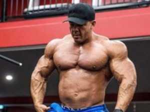 Drug-addled descent of bodybuilding's 'next big thing'