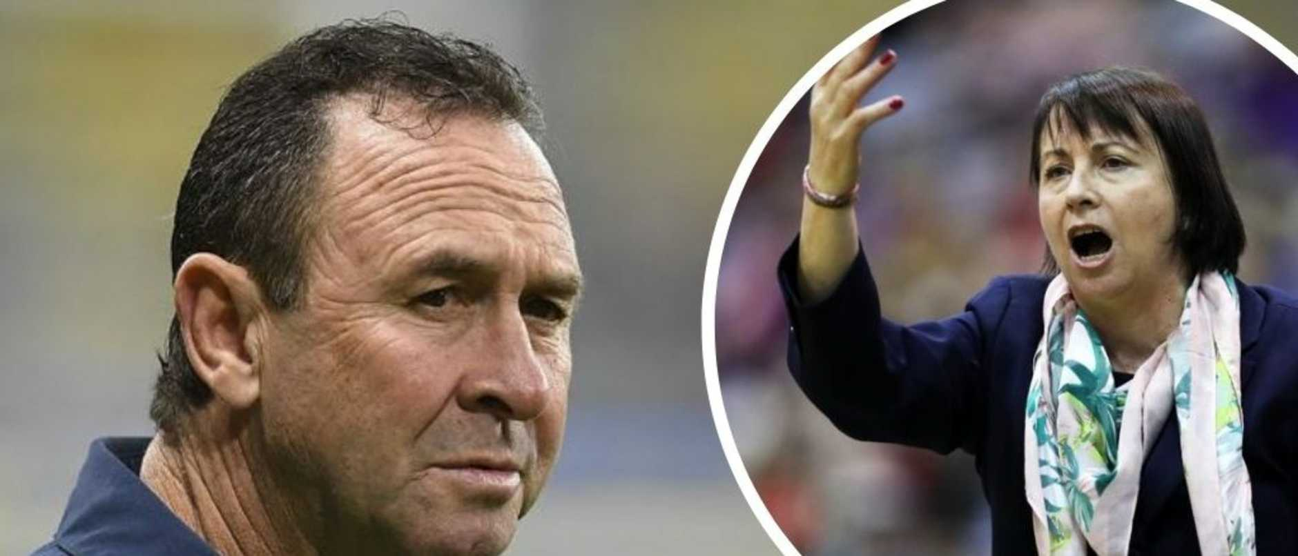 Was Raiders coach Ricky Stuart's jab at netball a sexist comment? Probably, yes. But it goes so much deeper than that, writes Lisa Alexander.
