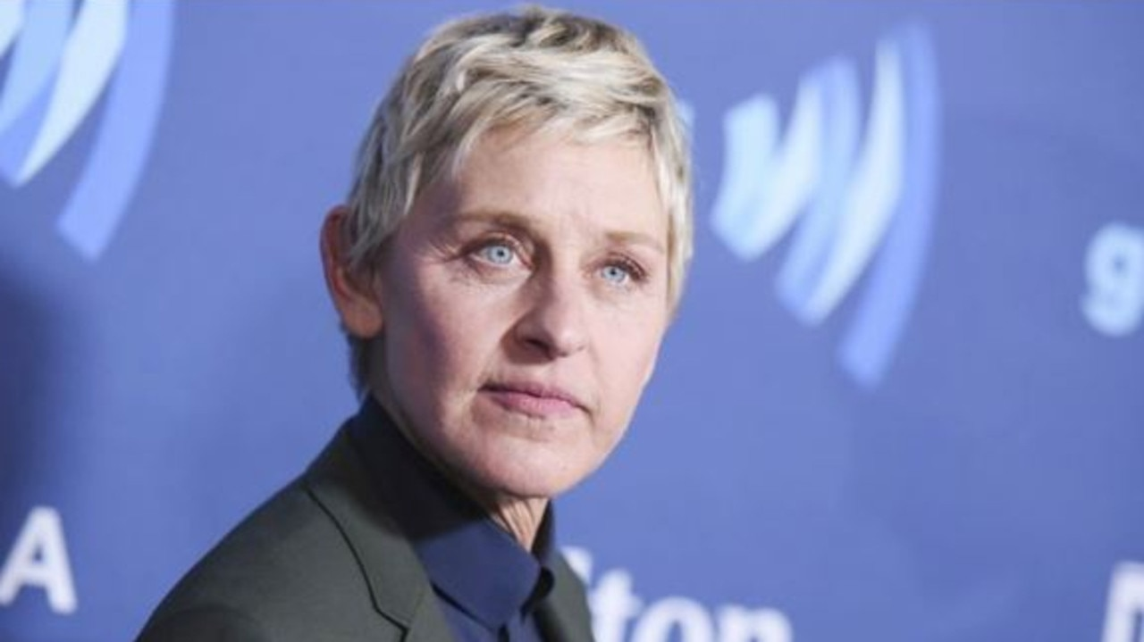 Ellen's former employee says she should go and 'work on a farm'. Picture: AP