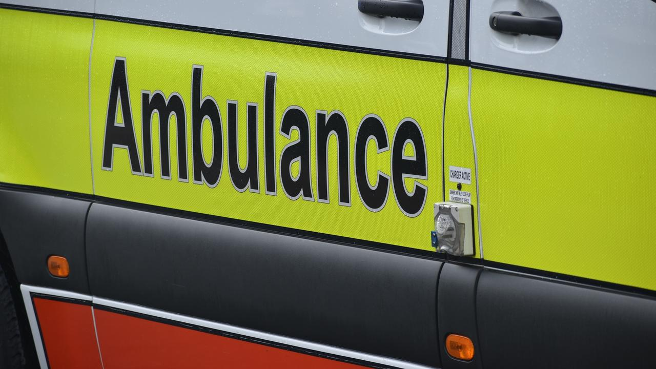 Paramedics were called to a crash at Cooroy. Picture: Lillian Watkins/File