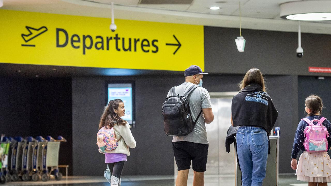 """Thousands of Australians have been allowed to jet in and out of the country — some up to five times — despite """"tough"""" border closures. Here's why."""