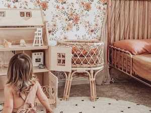 Children's online decor store opens pop-up stall in Mackay