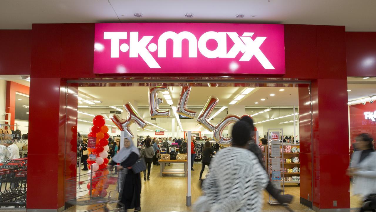 TK Maxx opening at Fairfield