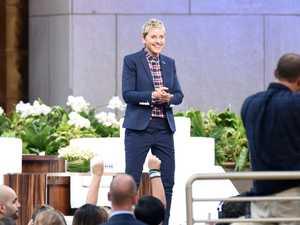 US talk show giant Ellen DeGeneres calls it quits